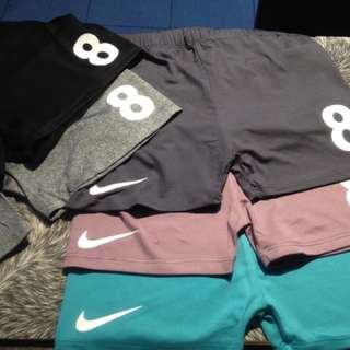 Volleyball shorts!