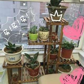 Plant Rack -Wooden Small size 95cm