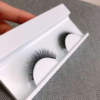 Fake Eyelashes 3D lashes - 1 pair