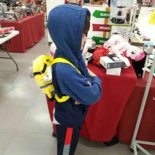 🚚 出賣美國系列 小黃人後背包🎒