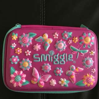 Preloved Smiggle Pencil Case