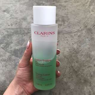 Clarins Lotion Tonique / Toning Lotion