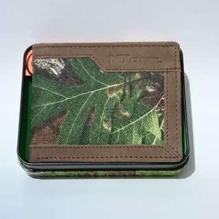 Real Tree Men's Pass case Wallet