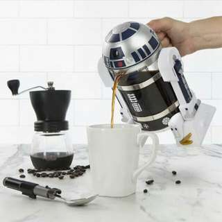 R2D2 Coffee Maker