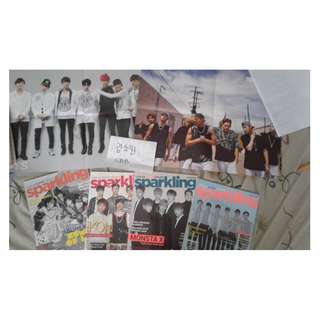 Spakrling Magazines