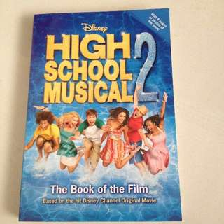 High School Musical 2 Book