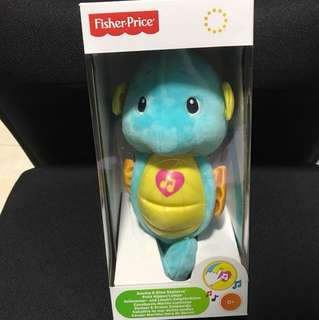 Fisher price seahorse