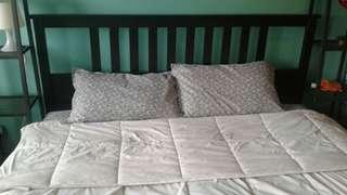 bedframe n mattress set