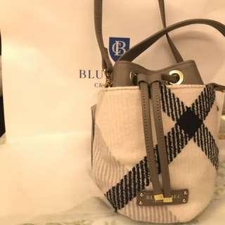 全新 日本製 BLUE LABEL 筒型手袋(附塵袋)