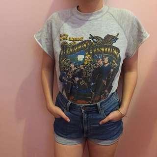 Vintage Harley Davidson Tee Shirt