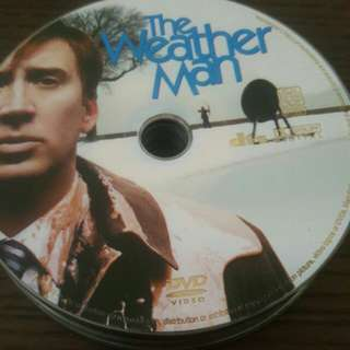 DVD: THE WEATHER MAN