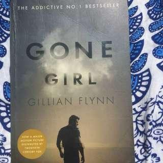 Gone Girl- Gillian Flynn