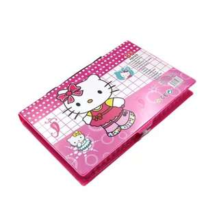 🍼LittleNation - Hello Kitty Colour Pencil, Crayon, Coloring Set Stationery