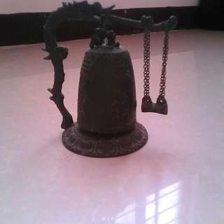 Korean dragon bell