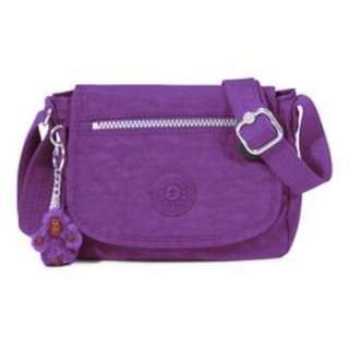 BW - Kipling Sabian Alabaster Crossbody Mini Bag, Purple