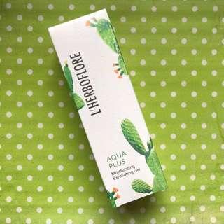 L'Herboflore Aqua Plus Moisturising Exfoliating Gel