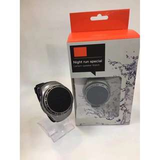 Bluetooth Watch Speaker With TF Card Slot
