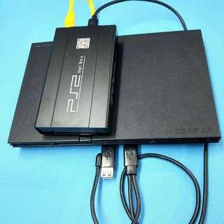 PS2直玩ISO工具:PS2NetBox