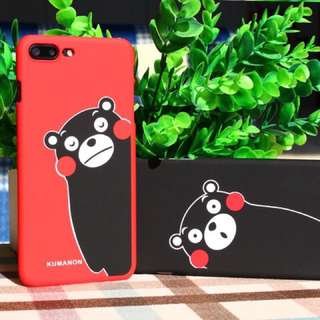 日韓卡通熊本熊蘋果手機殼