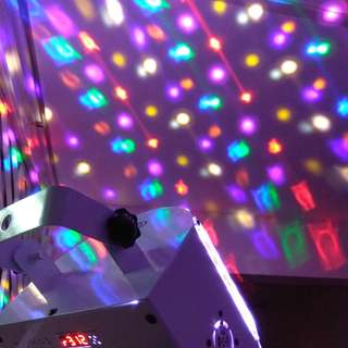 For Rent: Sound Activated Disco Light For Rent!
