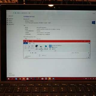 Mircrosoft surface pro 4 i5 8gb/256gb 另加錢配件
