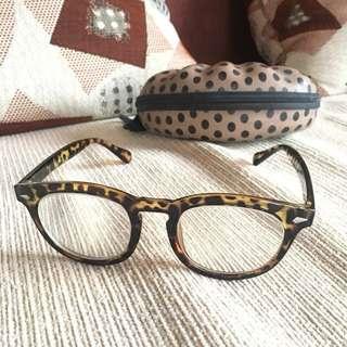 Kaca mata leopard