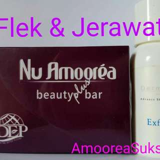 Paket perawatan wajah Nu Amoorea