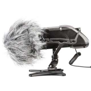 Boya BY-B02 Deadkitten Artificial Fur Wind Shield for Microphone