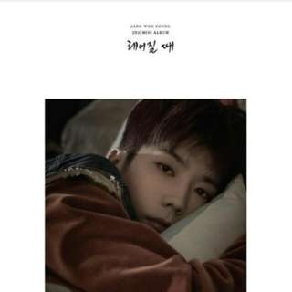 Jang Wooyoung(2PM) - Bye Album