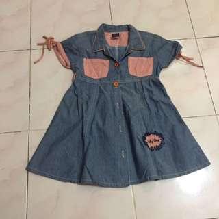 Dress budak