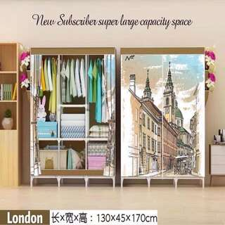 Wardrobe Organizer Cabinet London Design