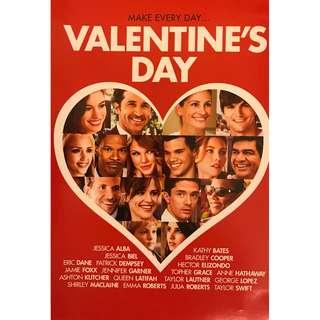 DVD - VALENTINE'S DAY
