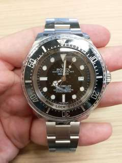 Rolex 116660 Black