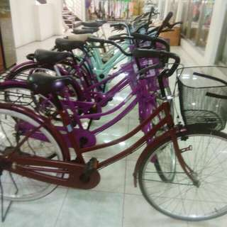 Japan bike sale / color BLACK,BROWN,LIGHTBLUE,PURPLE