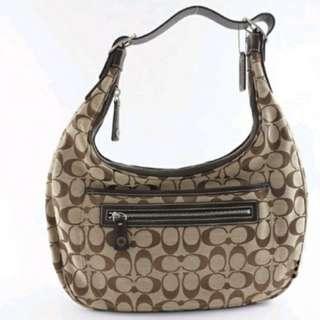 不議價 原價$4xxx 95%new 100%real Coach Shoulder Bag