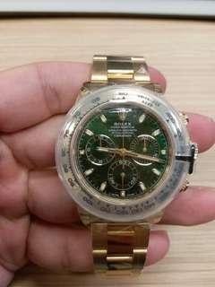 Rolex 116508 Green