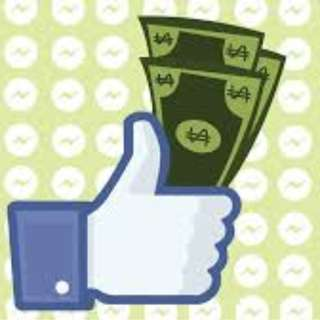 facebook job, simple just use facebook and earn money
