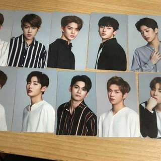 Preorder Wanna One Lotteria Photocard