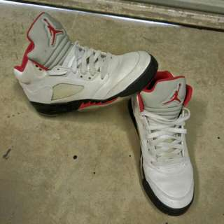 Size 7 Air Jordans
