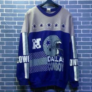 vtg Dallas cowboys sweatshirt