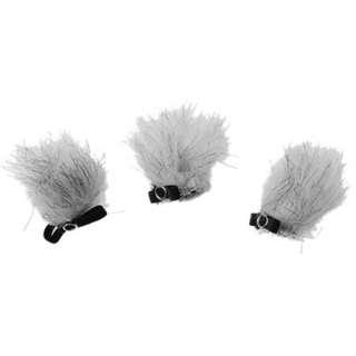 Boya BY-B05W Fluffy Fur Windshield for Lavalier Microphone Outdoor