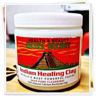HEALTHY OPTION AZTEC SECRET INDIAN HEALING CLAY