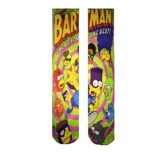 Bart Man Socks LIMITED EDITION - Brand New