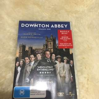 DVD and Series