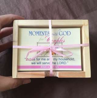 SUPERSALE: 80% OFF Moments with God for Couples