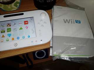 For Sale Nintendo Wii U Brand New!!!
