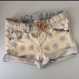Zara Jeans Shorts 2-3 Years Old