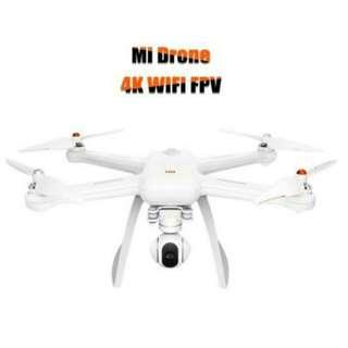 XIAOMI MI DRONE HD 4K WIFI FPV 2.4GHZ QUADCOPTER WITH POINTING FLIGHT (WHITE)