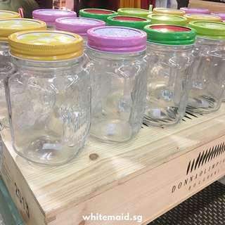Bulk Preorder Dual Fruit Lid Mason Jar Mug