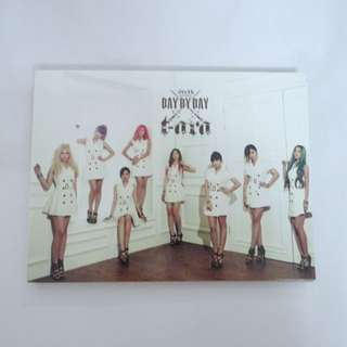 T-ARA Mini Album Vol. 6 - DAY BY DAY